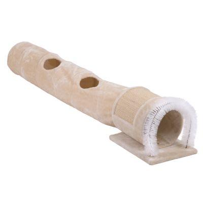 Tunnel de jeu 3in1 accessoire pour chat zooplus for Exterieur kat
